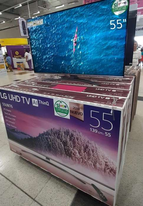 Promocion Smart Samsung Lg 1 Año Garantí
