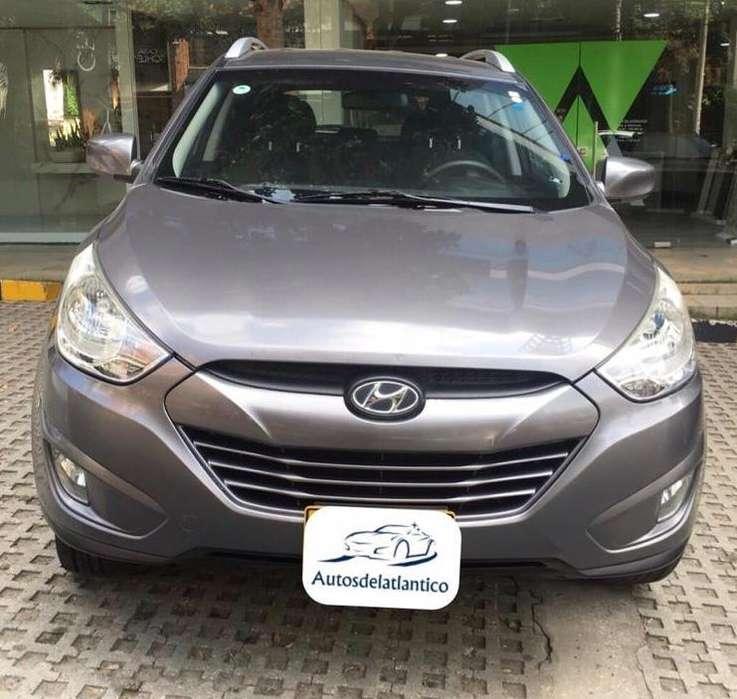 Hyundai Tucson ix-35 2012 - 107000 km