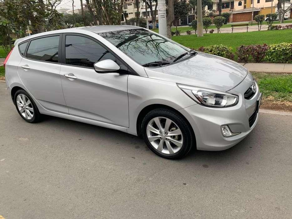 Hyundai Accent 2017 - 14000 km