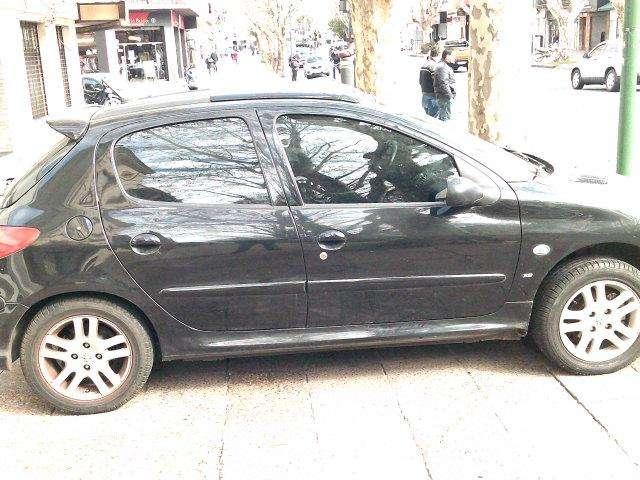 Peugeot 206 2007 - 52000 km