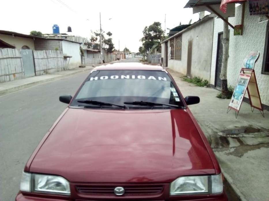 <strong>mazda</strong> 323 2004 - 0 km