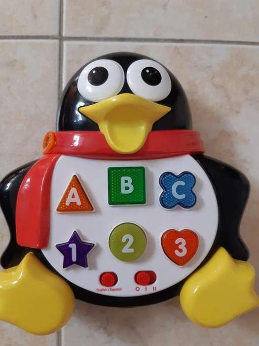 Pinguino Tiene Sonido
