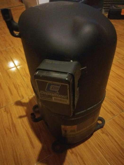 Compresor Copeland 5hp R22 Crnq-050e