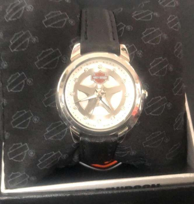 Reloj Harley Davidson Mujer, Bulova