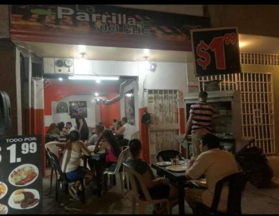 Se Vende Restaurante Parrillada