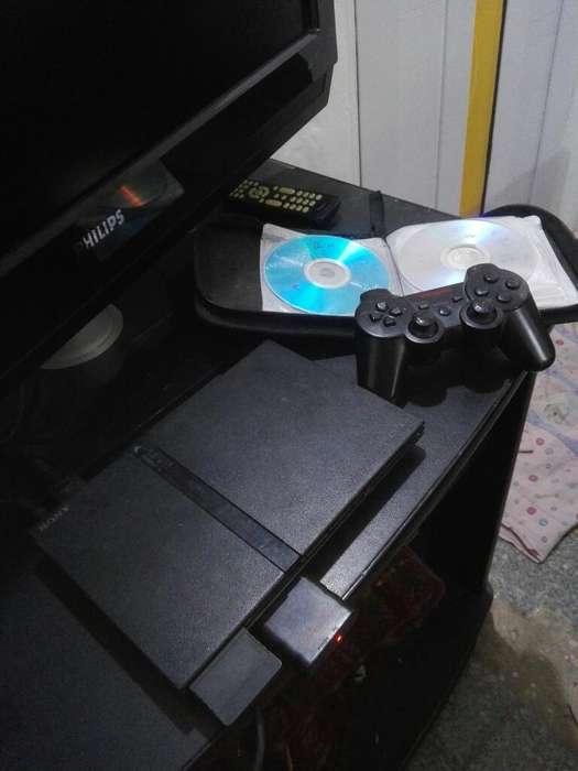Vendo O Permuto Playstation 2 Chipeada