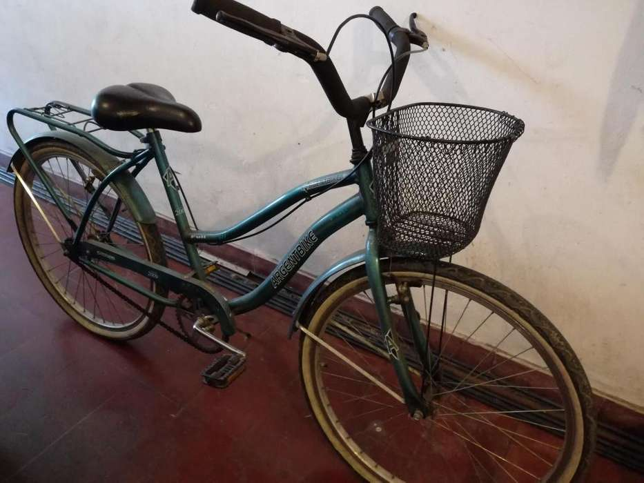 Bicicleta Dama rodado 26. Usada.