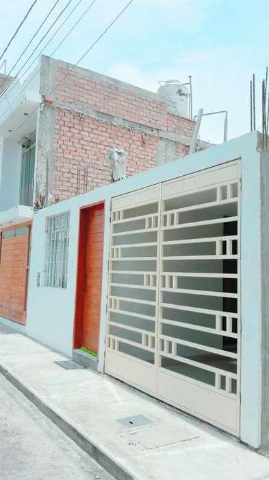 Venta de Casa en La Urbanización La Americana 2da Etapa Pisco