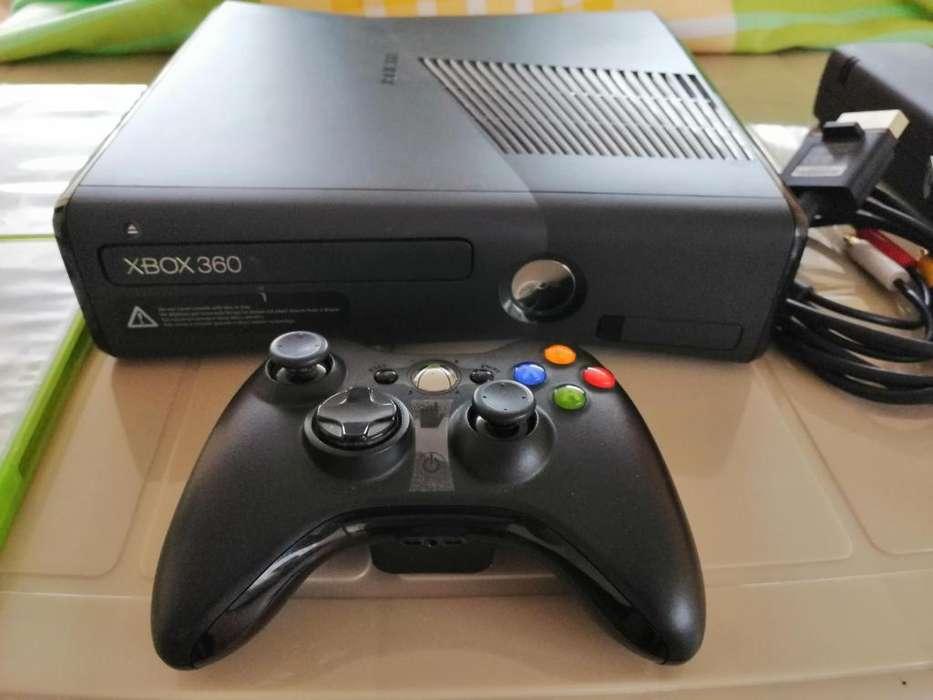 Xbox 360 Muy Poco Uso