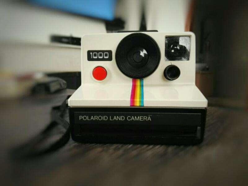 Polaroid 1000 vintage