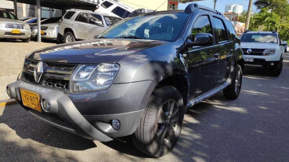 Renault Duster 2017 - 79000 km
