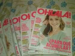 Vendo Lote de Revistas