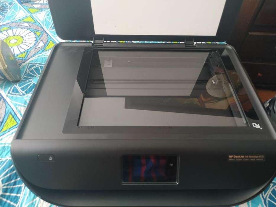 Impresora Hp Deskjet Ink Advantage 4535