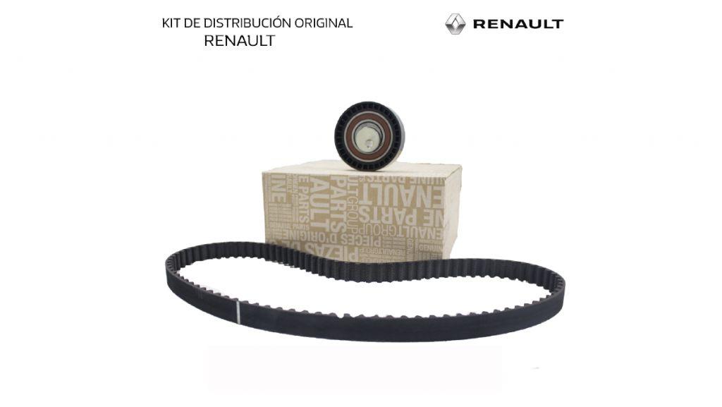 Repuesto original Renault Kit de distribución