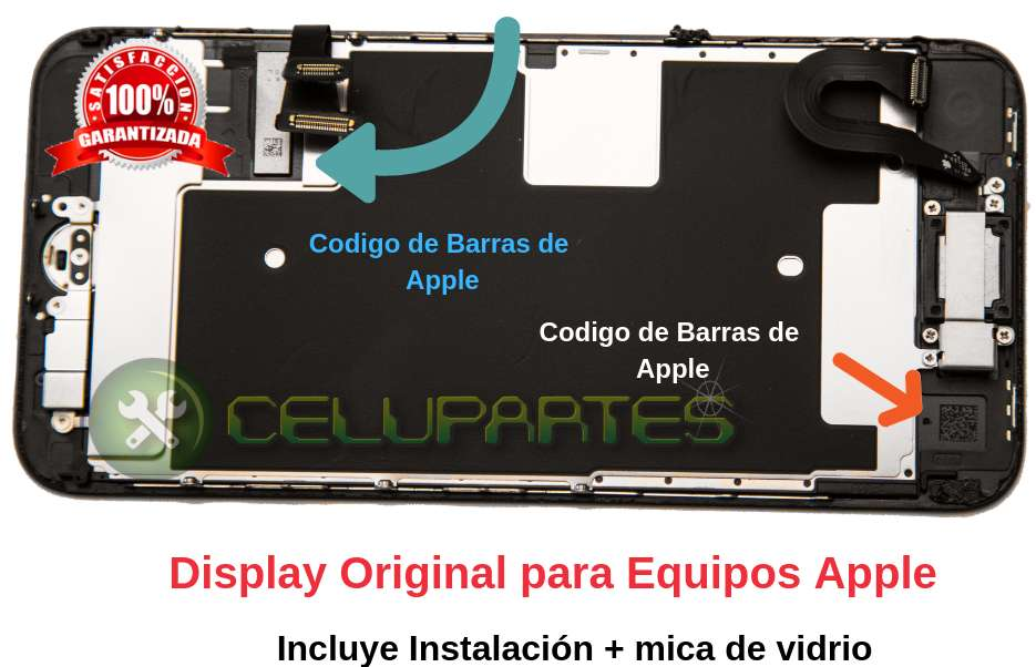 Display Apple Iphone X / XR / XS / XSMAX Certificado Incluye Instacion