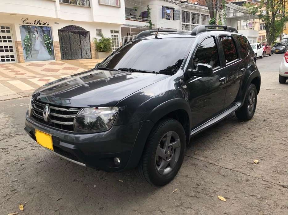 Renault Duster 2015 - 31700 km