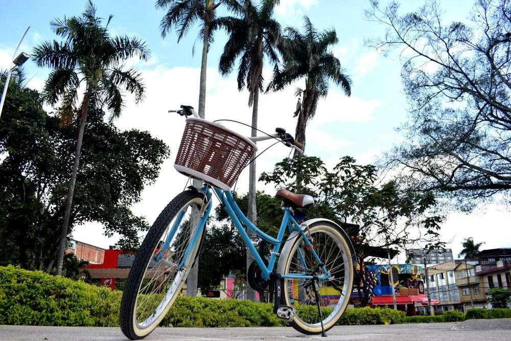 Vendo Cambio Bicicleta Playera
