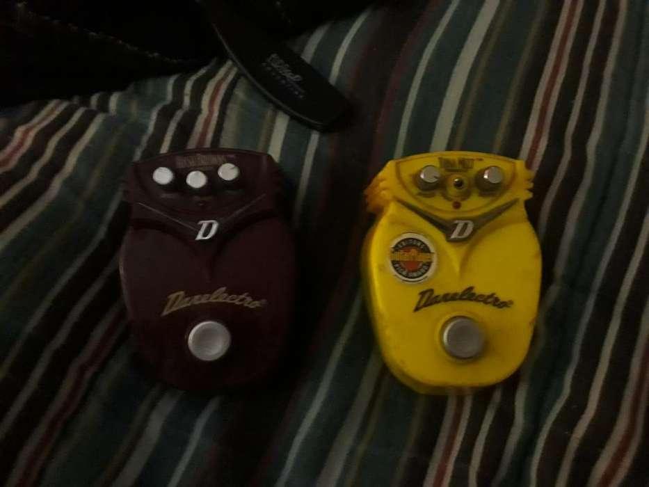 Pedales de Guitarra Darelectro