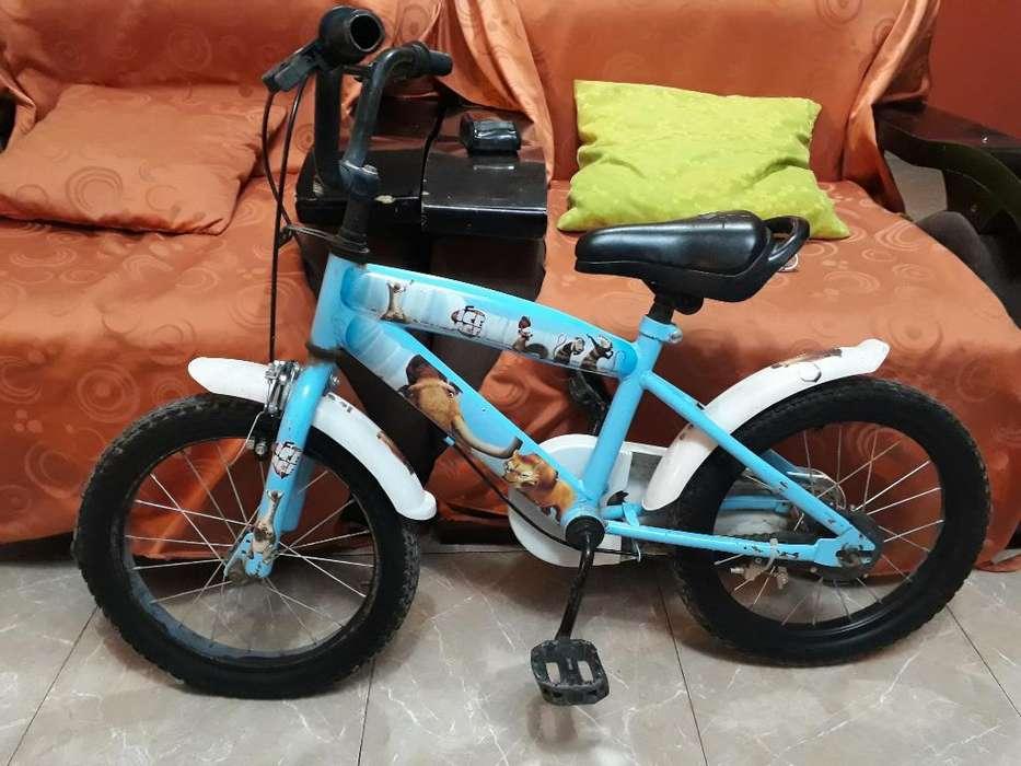 Bicicleta Niña O Niño