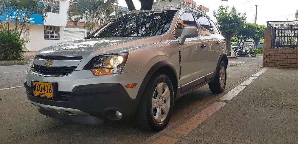 Chevrolet Captiva 2015 - 51000 km