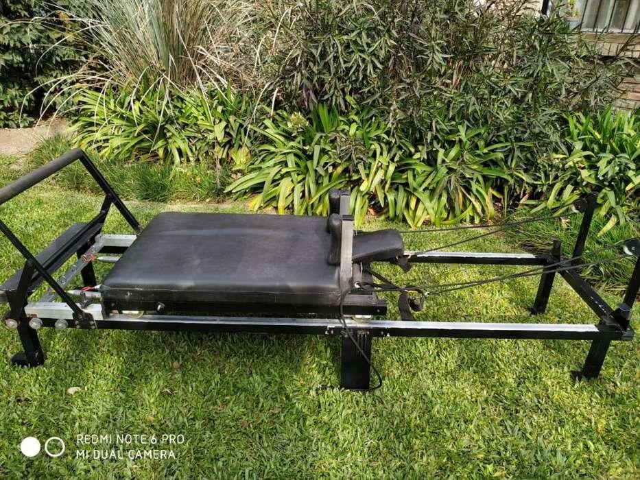 Cama Pilates Portatil aluminio