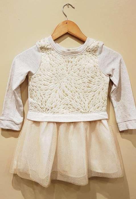 Vestido de Niña en Talla 5