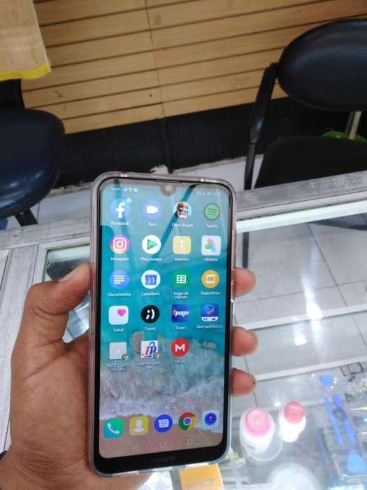 Vendo O Cambio Huawei Y7 2019 32gb 3ram