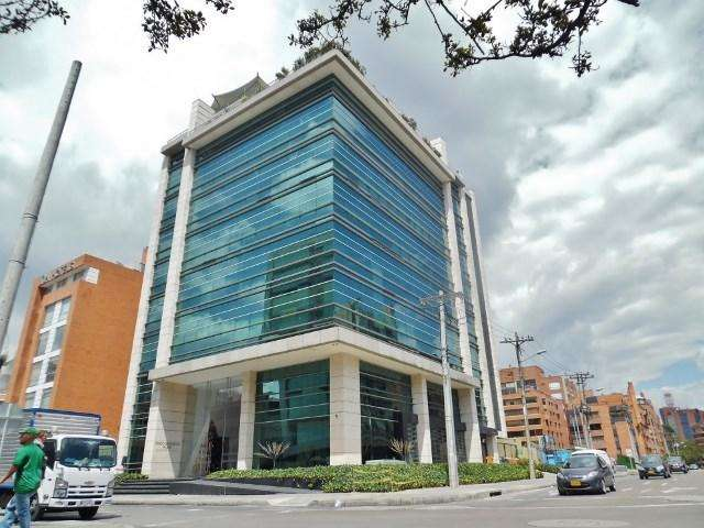 Moderna <strong>oficina</strong> con magnificos acabados ubicada en edificio inteligente con moderno diseño de fachad 54744