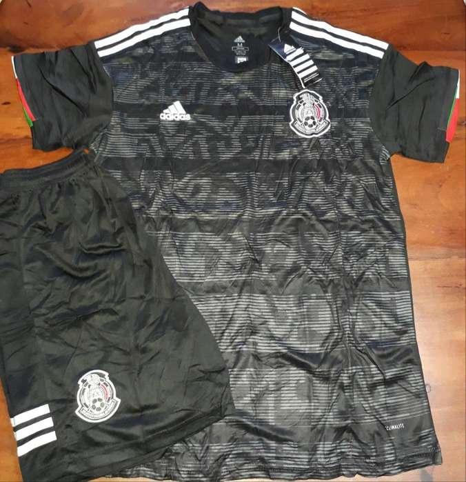 Conjunto Selección de México 2019