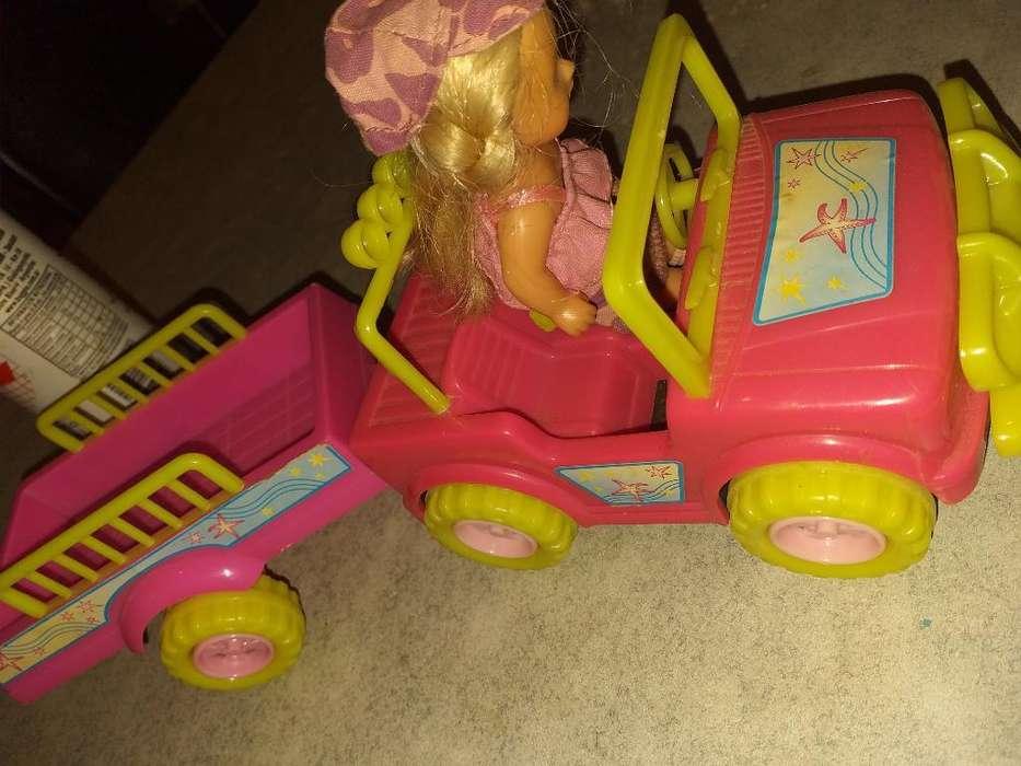 Auto de Mini Barbie