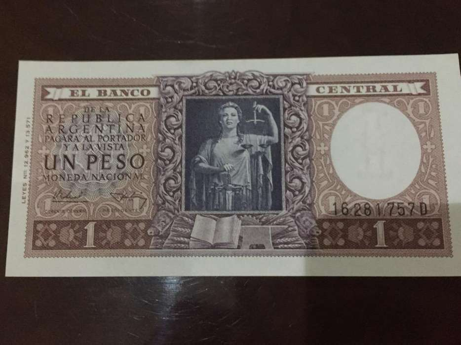 Billete Año 1945