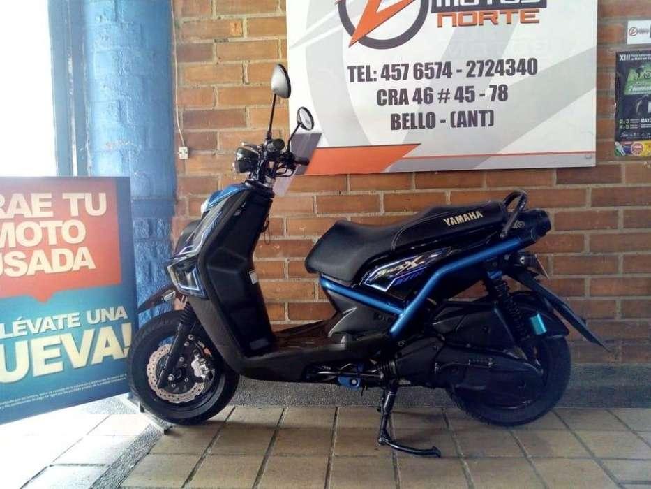 YAMAHA BWS X 125 MODELO 2016