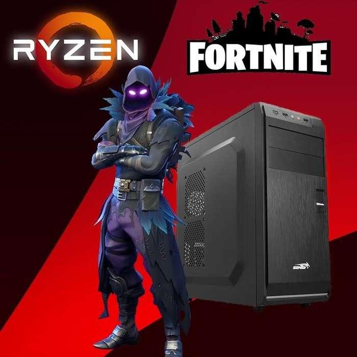 PC GAMER Nuevas AMD Ryzen 3 2200G 8Gb 2x4Gb 2666 1Tb HDMI Vega 8 Juegos de REGALO Envío GRATIS