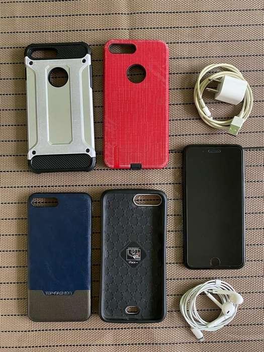 <strong>celular</strong> iPhone 7 Plus 32 Gb