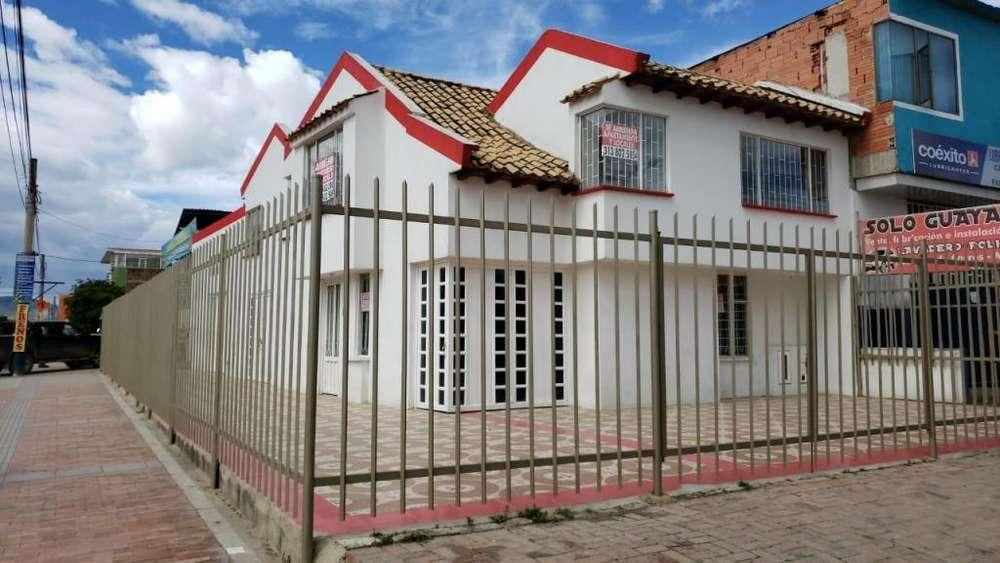 Arriendo casa con excelente ubicacion en sogamoso Boyaca