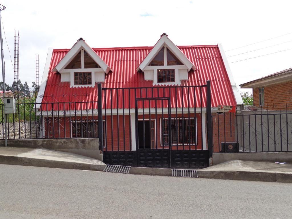 Vendo Casa en el Cruce del Carmen