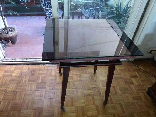 impecable mesa para comedor escritorio TV
