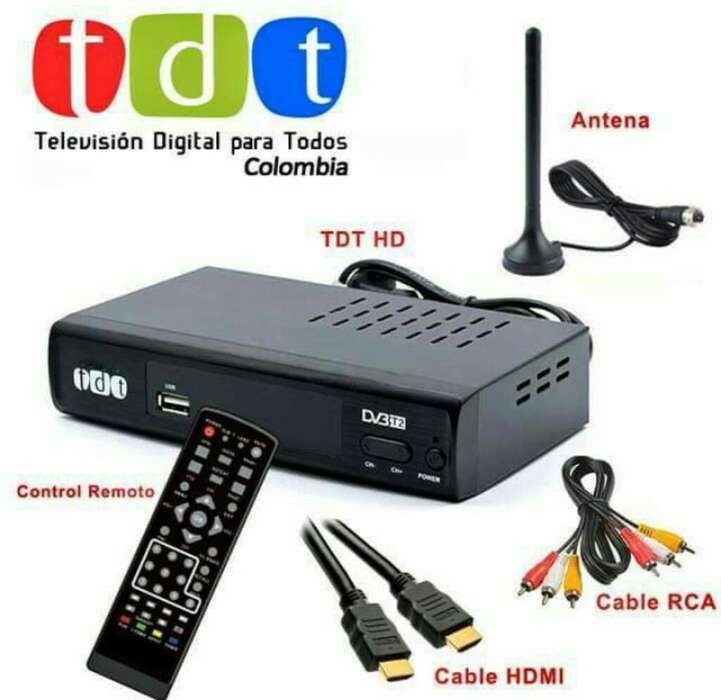 Decodificador Tdt Hd Promocion