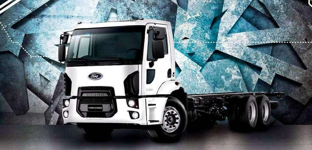Ford Cargo 1723 4X2 2019 0km