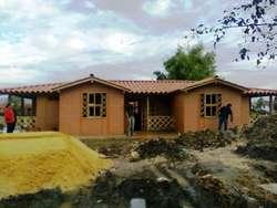 venta de casas prefabricadas o modulares