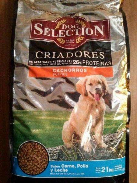 Dog Selection Criadores Cachorro 21 kg O F E R T A !!