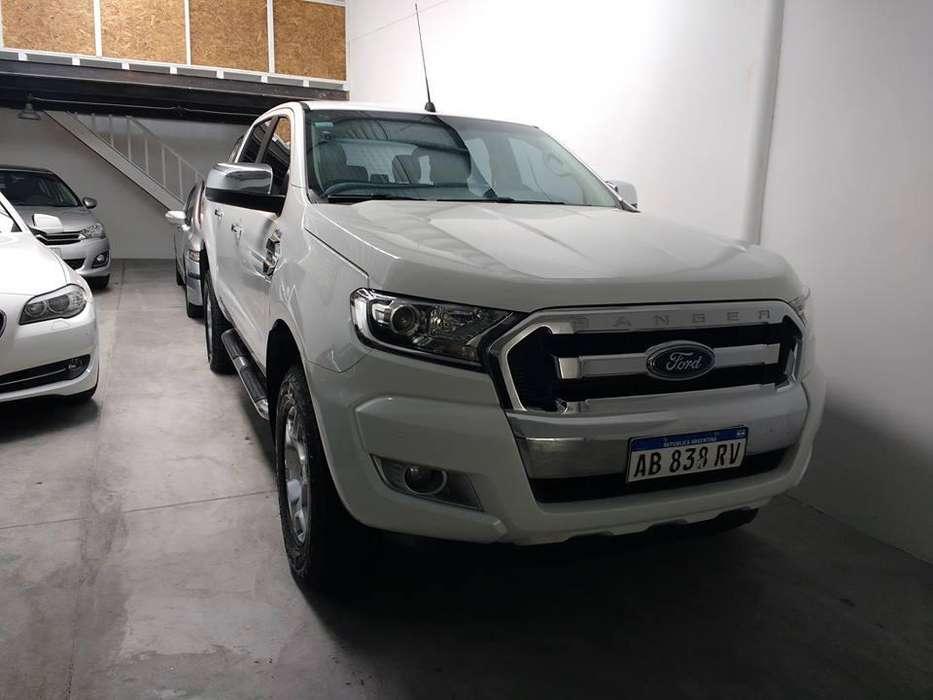Ford Ranger 2017 - 50000 km