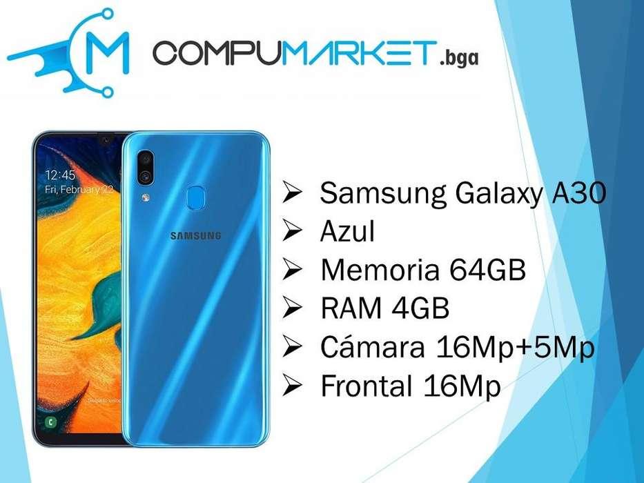Samsung Galaxy A30 Memoria 64gb Ram 4gb nuevo y facturado