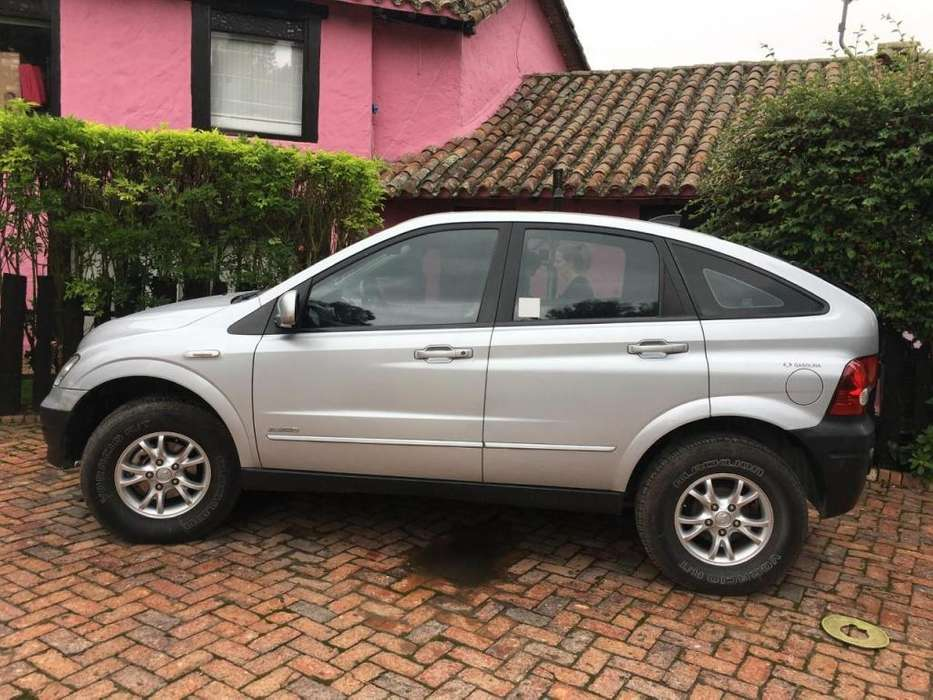 Ssangyong Actyon 2012 - 110000 km