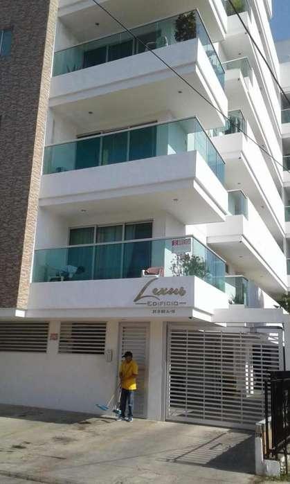 Edificio Lexus, Barrio El Recreo, 2 alcobas, 2 baños
