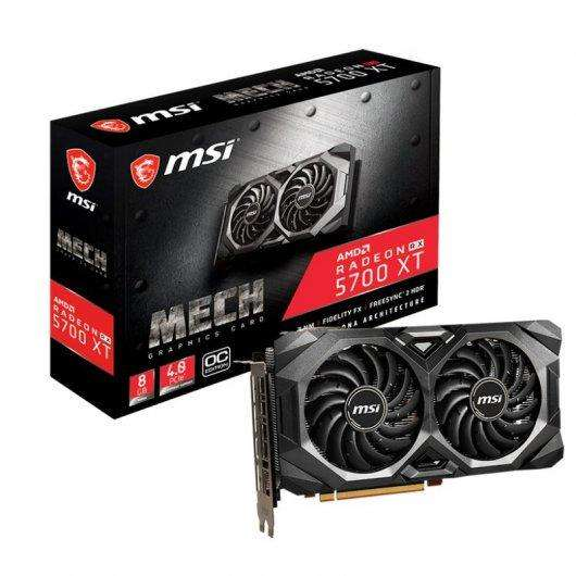 Computadora Gaming AMD 5700xt MSI Mech