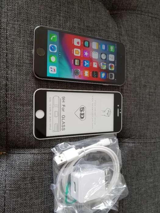 iPhone 6s 128gb Libre Obsequio Vidrio 5d