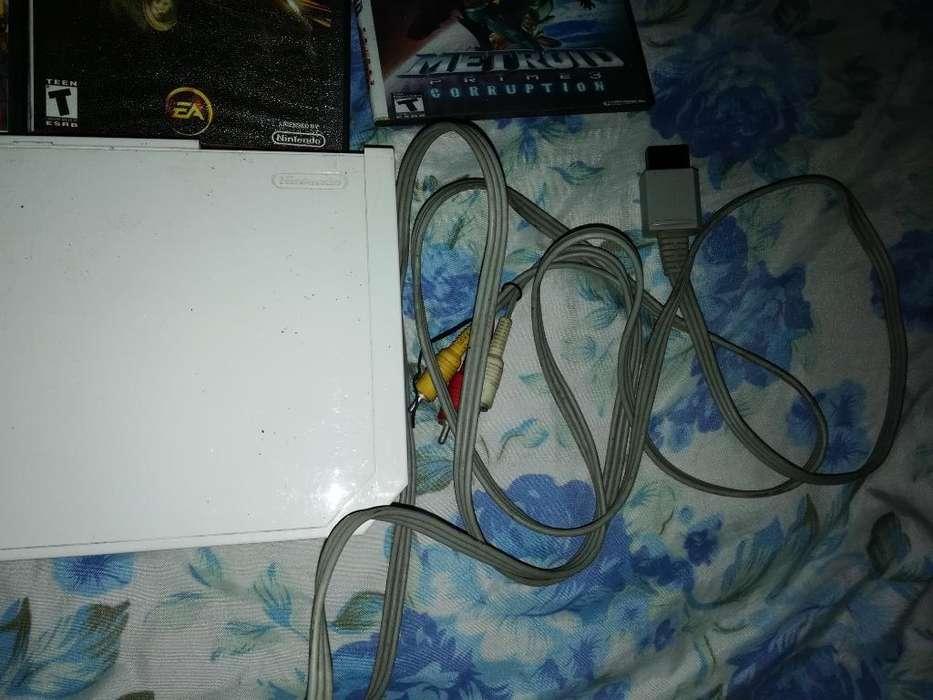 Nintendo Wii Pirateada