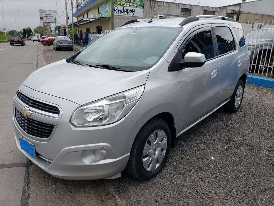 <strong>chevrolet</strong> Spin 2014 - 93000 km