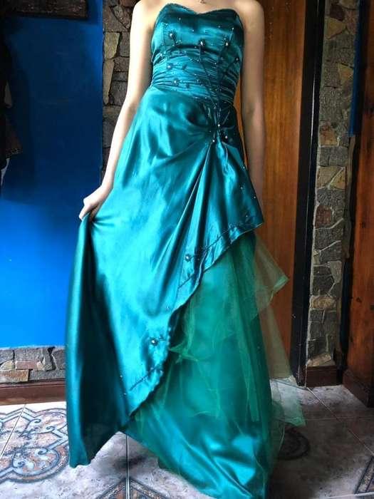 Vestido De Fiesta Para Casamiento O 15 Años